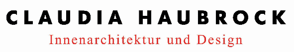 Innenarchitekturbüro Claudia Haubrock Düsseldorf