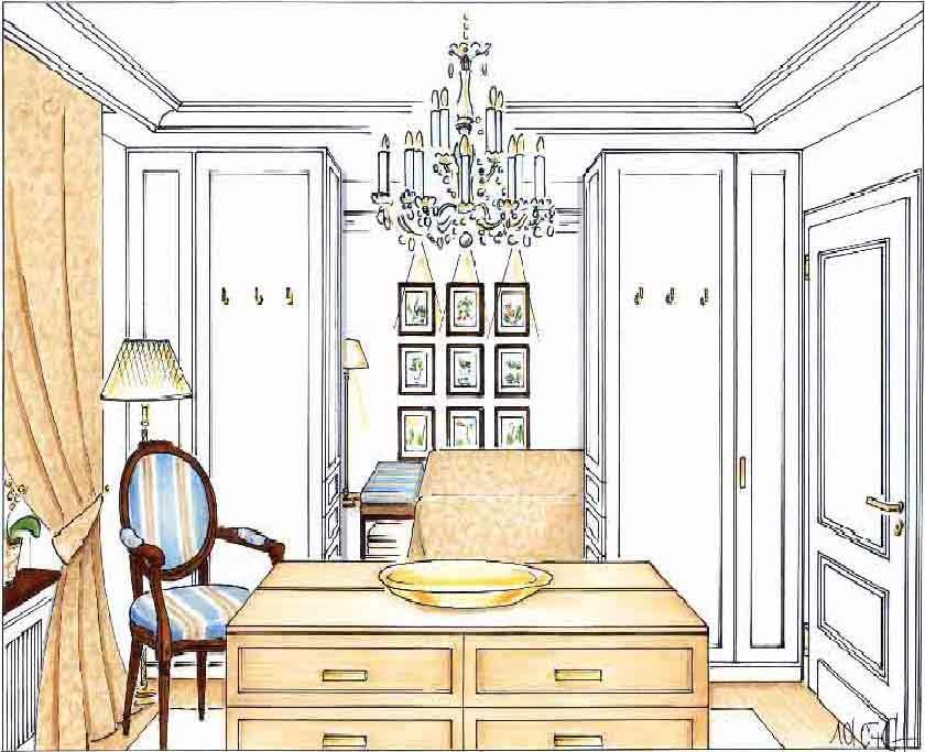 Planung Schlafzimmer Ankleide