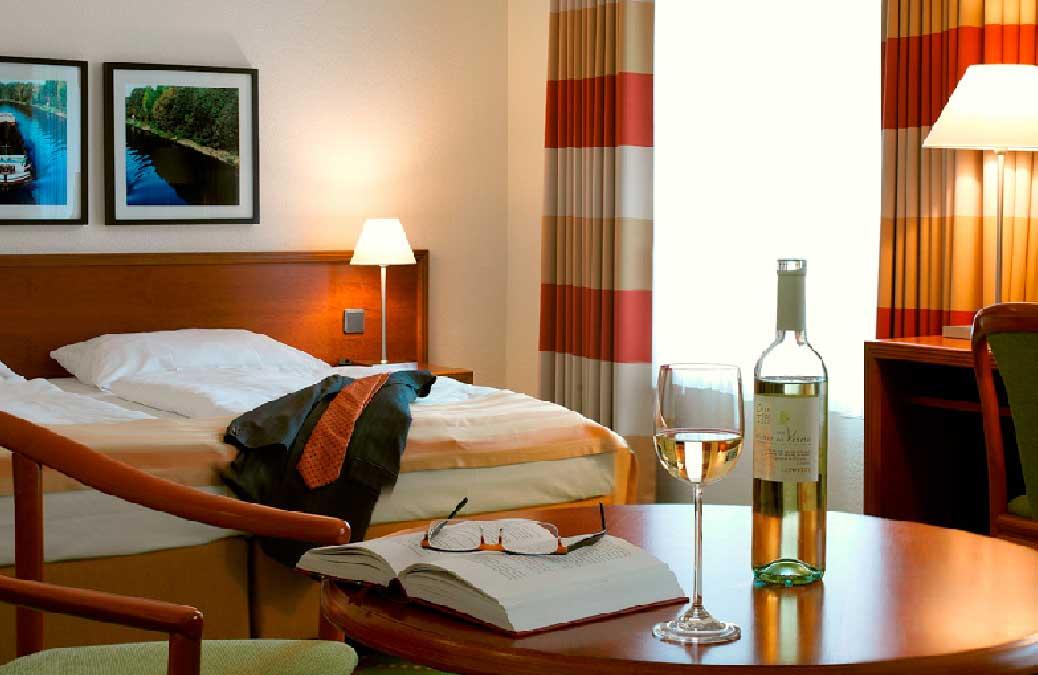 Hotel-Hotelzimmer-Innenarchitekt