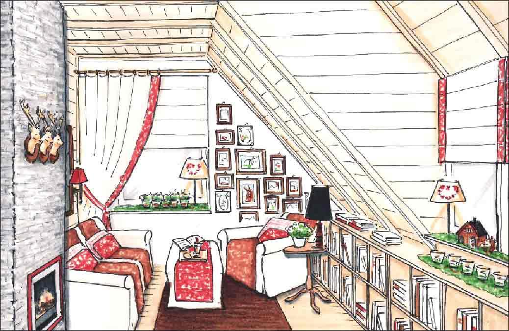 Hüttenzauber-Raum-Innenarchitekt