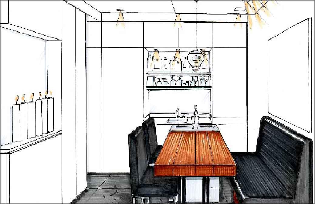 Küche-Planung-Innenarchitekt