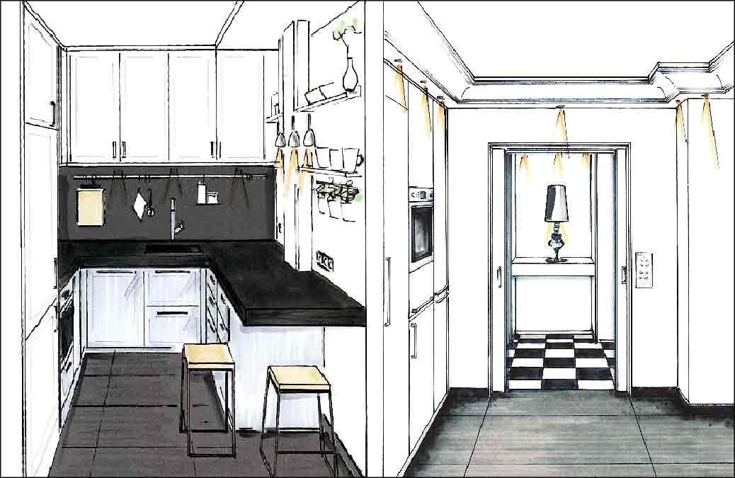 Projekte-Küchenplanung-Innenarchitekt