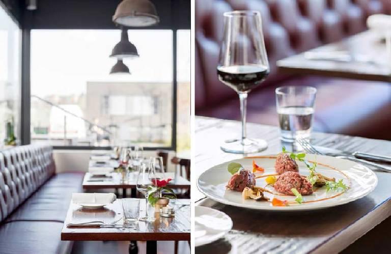 Restaurant-Innenarchitekt-Planungen-Referenzen