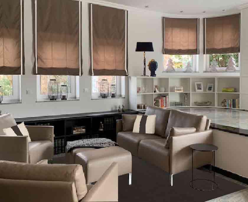 Innenarchitekt: Referenzen für Wohnzimmer Entwurf